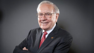 Warren Buffett ha un grande Risk Management